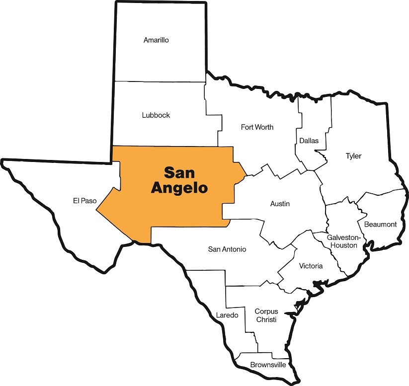 about the diocese diocese of san angelo san angelo texas